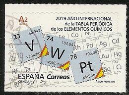 2019-ED. 5287 COMPLETA - 2019 Año Internacional Tabla Periódica - USADO - 1931-Oggi: 2. Rep. - ... Juan Carlos I