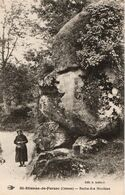 CPA / 23 Saint Etienne De Fursac / Roche Des Moulines - Andere Gemeenten