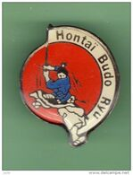 HONTAI BUDO RYU *** 059 - Judo