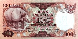 Indonesia 100 Rupiah, P-116 (1977) - UNC - Indonesia
