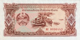 Laos 20 Kip, P-28 (1979) - UNC - Laos