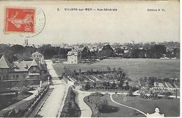 FRANCE - VILLERS-sur-MER - Vue Generale - 1910 - Villers Sur Mer