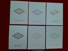 """VERSACE     """"  6 Cartes à Parfumée Différentes. Voir Photo . - Modernes (à Partir De 1961)"""