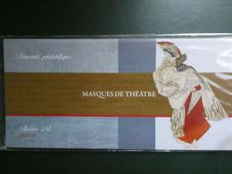 FRANCE 2013 BS83/88 * * BLOC LES MASQUES DE THEATRE SOUS BLISTER D ORIGINE - Foglietti Commemorativi