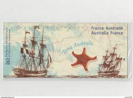 FRANCE 2002 Souvenir Philatélique - France - Australie - Bloc Souvenir (neuf SOUS BLISTER) - 2002 - Foglietti Commemorativi