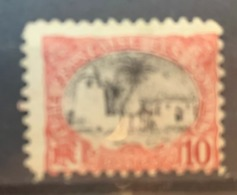 1903  Y Et T 57 Sans Gomme - Côte Française Des Somalis (1894-1967)