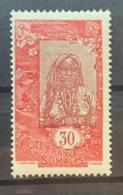 1915/6  Y Et T 106 * - Côte Française Des Somalis (1894-1967)