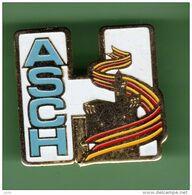ASCH ? *** 059 - Pin's & Anstecknadeln