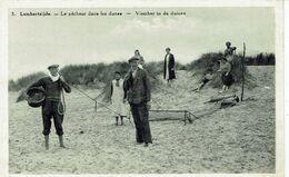 LOMBARDZIJDE-PÊCHEUR DE CREVETTES-GARNAALVISSER-Crevettes-Garnaal-filet De Pêche - Nieuwpoort