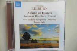 CD Compositeur Néo-zélandais Douglas Lilburn - A Song Of Islands - Aotearoa Ouverture - Forest - Klassik