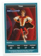 CARTE A JOUER DREAMWORKS CARREFOUR 157 - Kartenspiele (traditionell)