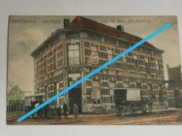 Oostacker, Hôtel Ste. Marie. Attelage - Gent