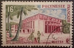 2700 - 1960 - POLYNESIE FRANCAISE - N°14 ☉ - Polinesia Francese