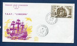 Terres Australes Et Antarctiques Françaises - TAAF - Premier Jour - FDC - Le Mascarin - 1974 - FDC