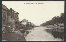 +++ CPA - BRUSSEL - BRUXELLES - Canal De Charleroi  // - Bruxelles-ville
