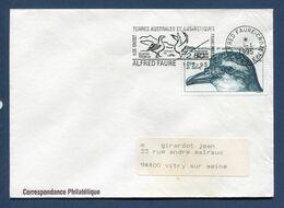 Terres Australes Et Antarctiques Françaises - TAAF - Premier Jour - FDC - Alfred Faure - 1995 - FDC