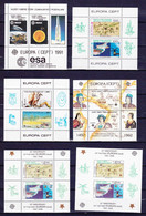 CEPT  Postfrisse EUROPA-zegels TURKS-CYPRUS - Europa-CEPT