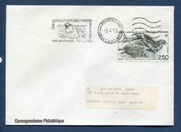 Terres Australes Et Antarctiques Françaises - TAAF - Premier Jour - FDC - Port Aux Français - 1993 - FDC