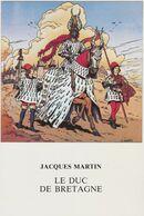 Carte Postale MARTIN Jacques 2000 Ans D'histoire De La Bretagne 1983 (Jhen - Ansichtskarten