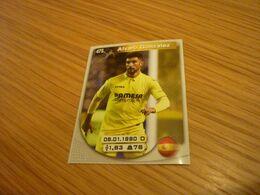 Alvaro Gonzalez Villarreal Spanish Football Soccer Europe's Champions 2017-2018 Greek Sticker - Adesivi