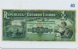 Brésil : Billet De Banque 1942 - Francobolli & Monete