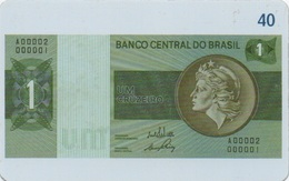 Brésil : Billet De Banque 1970-1986 - Postzegels & Munten