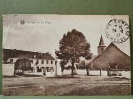 Mousty, La Place. Oblitéré - Ottignies-Louvain-la-Neuve