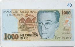 Brésil : Billet De Banque 1993-1994 - Francobolli & Monete