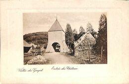 Vallée Du Crupet - Entrée Du Château (Cliché Walschaerts) - Assesse