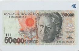 Brésil : Billet De Banque 1990-1993 - Francobolli & Monete