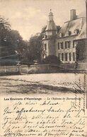 Havelange (environs) - Le Château De Bormenville (Nels 1901... Adhésif Pli) - Havelange