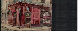 PARIS - Les Vieux Cabarets - Ala Coquille D'Or - Paris (01)