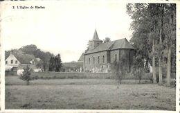 L'Eglise De Harlue (Edit. Mme Gerlache 1956) - Eghezée