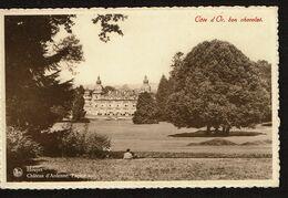 Houyet - Château D'Ardenne - Façade Sud - Collection Côte D'Or, Bon Chocolat - Edit. Thill Série 14/16 - 2 Scans - Houyet