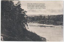 Lithuania Lietuva 1914 Kaunas Kowno Kovno Kovna Kowna, Vitkauskytes Knygynas - Lituania