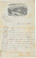 Courrier Ornans / Petit Séminaire / 25 Doubs / Peintre / Photo - 1800 – 1899