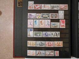 FRANCE ANNEE COMPLETE 1959 (YT 1189/1229)** - 1950-1959
