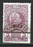 Österreich Mi 163 O Ersttag - Used Stamps