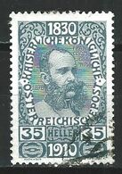 Österreich Mi 171 O - Used Stamps
