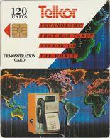 400/ Zambia; Telkor, D1. Demonstration Cards - Zambia