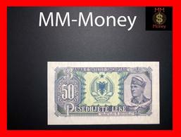 Albania 50 Leke 1957 P. 29 UNC   [MM-Money] - Albania
