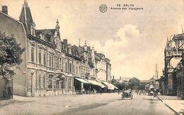 Arlon - Avenue Des Voyageurs (animée Oldtimer 1923) - Arlon
