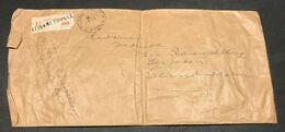 1926 Brief Elisabethville 7/5/1926 - Erembodegem OBP 70 + 98 (3x) [S] - Congo Belge