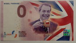 0 Euro POLAND Nigel Farage - Teraz Polska - EURO