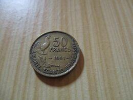 France - 50 Francs Guiraud 1951.N°705. - Francia