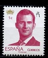 Espagne - Spain - Spanien 2015 Y&T N°4649 - Michel N°4944 Nsg - 1,00€ Roi Felipe VI - 1931-Aujourd'hui: II. République - ....Juan Carlos I