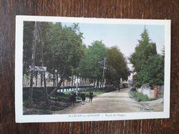L30/113 ST LEGER Sur DHEUNE. Route De Chagny - France