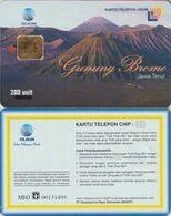 426/ Indonesia; Gunung Bromo, Special IRIS Chip - Indonesien