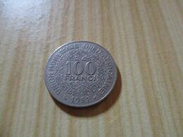 Afrique De L'Ouest - 100 Francs 1981.N°722. - Coins