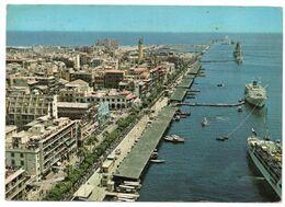 EGYPT - GENERAL VUE OF PORT SAID  / PORT / SHIPS - Port Said